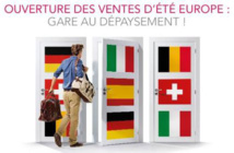 La SNCF ouvre les ventes vers l'International