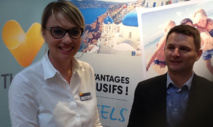 "Clermont-Ferrand: the Thomas Cook ""pop-up store"" attracts 50 clients daily"