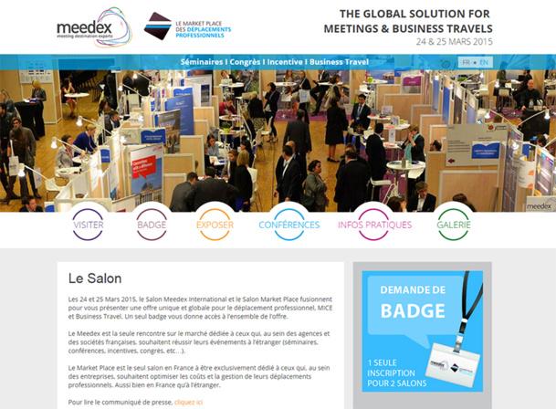 Voyages d'affaires : six agences Selectour Afat présentes au Meedex - Market Place