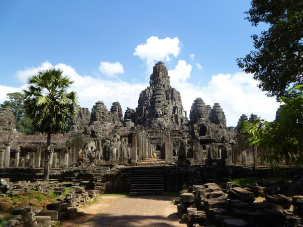 Pour rajeunir sa clientèle, La Balaguère développe des produits famille, comme cette chasse aux trésors dans les temples d'Angkor-DR La Balaguère.