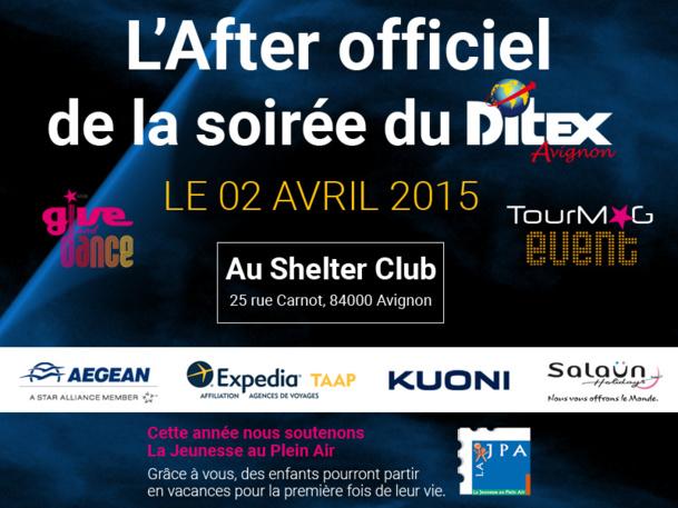 Soirée DITEX : venez danser nombreux pour l'association La Jeunesse au Plein Air !