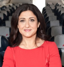 Christine Ourmières-Widener, nouvelle directrice internationale des ventes - DR : American Express Voyages d'Affaires