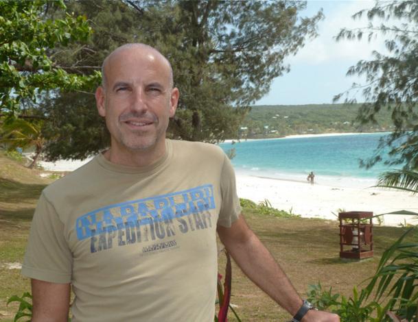 Claude Blanc, le co-président du groupe Travel&Co, va présenter en juin prochain une nouvelle brochure sur l'Asie. DR