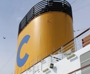Les 3 navires de Costa qui avaient des escales prévues à Tunis en 2015, passeront par l'Espagne, l'Italie ou Malte à la place - DR : Costa Croisières