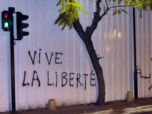 La jeune démocratie en Tunisie a payé un lourd tribut à sa volonté de démocratie et d'émancipation /photo dr