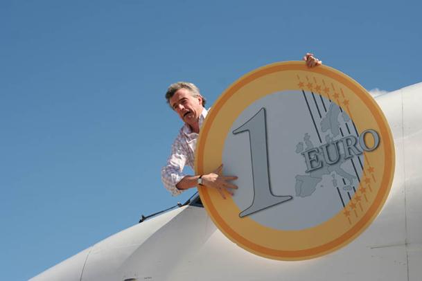 Le low-cost long-courrier, une stratégie de communication pour Michael O'Leary - Photo Ryanair