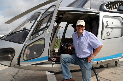Planet Oasis, créé en 2001 par Daniel Greff, homme d'affaires passioné d'aéronautique a été choisi comme l'une des plateformes de lancement des vols paraboliques en apesanteur que commercialisera EADS dès l'année prochaine.