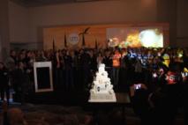 L'ensemble des collaborateurs présents à Istanbul pour fêter les 10 ans du Groupe - Photo CE