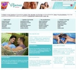 Villanao.fr intègre l'offre Eurogroup Vacances et ouvre un espace Gay Friendly