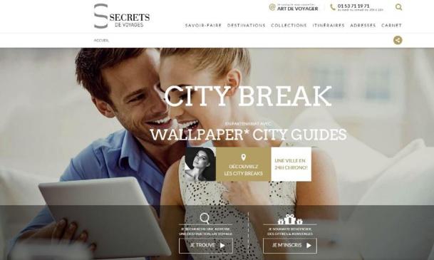Pour dénicher de nouvelles adresses, le TO s'est associé avec le guide de voyages Wallpaper, à l'occasion du lancement en France d'une nouvelle collection de 10 destinations - DR : Secrets