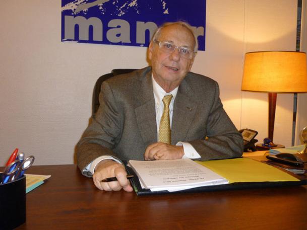 Jean Korcia, président du réseau Manor - Photo DR