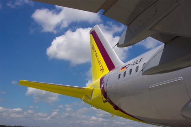 L'A320 de Germnwings transportait 142 passagers - DR : Germanwings