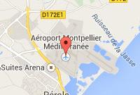 Aéroport Montpellier Méditerranée : trafic passagers en hausse de 5,6% en février 2015