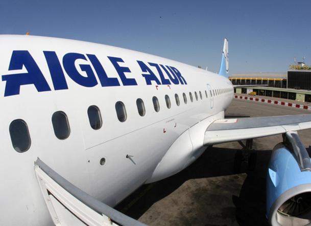 Aigle Azur ajoute des fréquences à sa desserte de l'Algérie au départ de plusieurs villes en France - DR : Aigle Azur