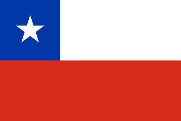 Drapeau du Chili - DR : SKopp Wikipedia