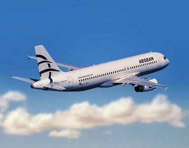 Aegean Airlines annonce un chiffre d'affaires en progression de 7 % par rapport à 2013 - DR : Aegean Airlines