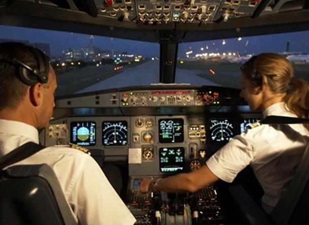 C'est dans un cockpit de ce type que le drame s'est noué... /photo dr