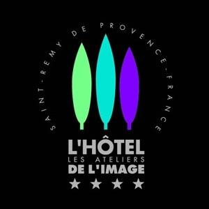 Saint Rémy : Les Ateliers de l'image, meilleur hôtel 4* de France