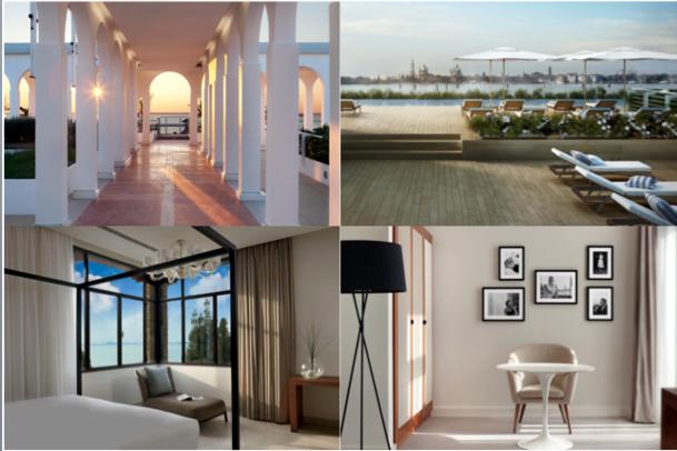 Le JW Marriott Venise Resort & Spa proposera 250 chambres au total d'ici fin avril 2015 - Photo JW Marriott