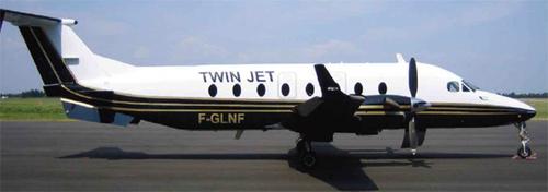 Twin Jet lance une nouvelle liaison au départ de  Metz-Nancy vers Bordeaux