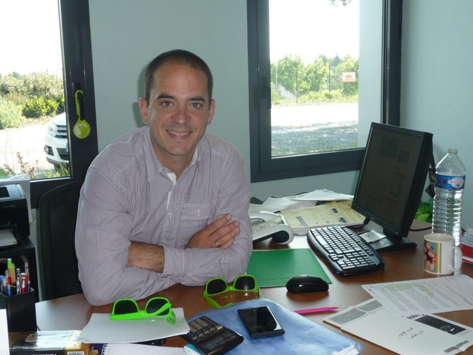 Antoine Bretin est le directeur des séjours jeunes et voyages linguistiques - DR : Verdié Voyages