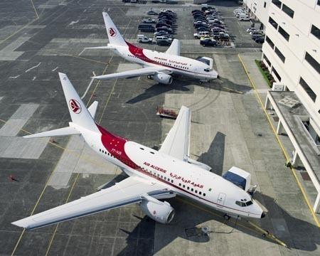Des avions d'Air Algérie à l'arrêt en raison de la grève surprise des PNC - DR : Air Algérie