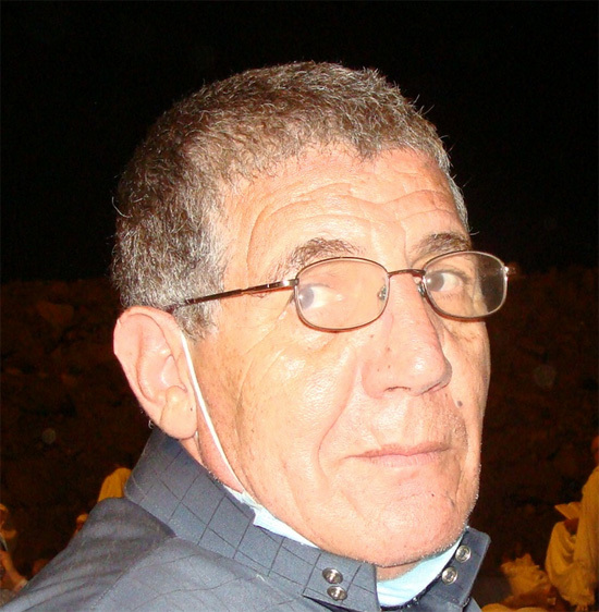 Ahmed Boudjellal, fondateur de Voyages Eldjazair