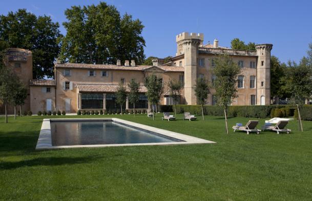 Les agences de voyages vont être mieux commissionnées pour vendre des membres de Châteaux et Hôtels Collection. DR -La Villa Baulieu.