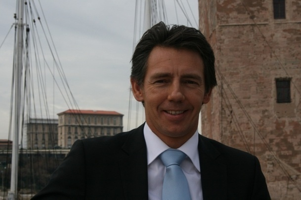 Maxime Tissot is the Director of the Tourism and Congress Office of Marseille - Photo DR