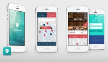 The mobile application for iPhone and iPad, soon to appear on Android ©Localspot