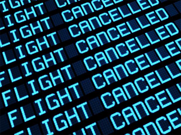 Les compagnies aériennes sont obligées d'annuler une partie de leurs vols prévus pour mercredi 8 avril 2015 -  DR : © niroworld - Fotolia.com