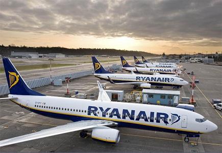 Le trafic de Ryanair s'est envolé en février 2015 - Photo Ryanair