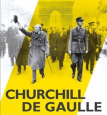 Exposition : le Musée de l'Armée rend hommage à Churchill et De Gaulle
