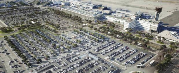 Avec les nouvelles places du P7, l'aéroport de Marseille en proposera un total de 12 000 dès l'été 2015 - DR : Aéroport Marseille Provence