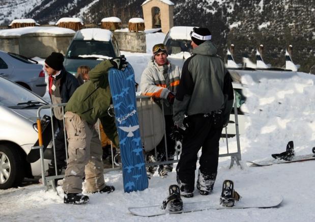 Pour les professionnels de la montagne, l'Hiver 2014/2015 s'est plutôt bien passé - Photo J.D.L.