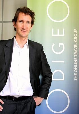Quentin Bacholle est le nouveau Directeur France d'eDreams Odigeo - Photo eDreams Odigeo