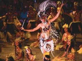 Tous les deux ans, le Festival des Marquises célèbre la culture marquisienne et polynésienne - DR : Xavier Lancry