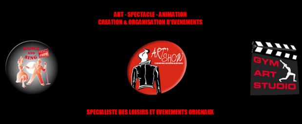 Art'Show Production propose des animations et des spectacles sur-mesure - Capture d'écran