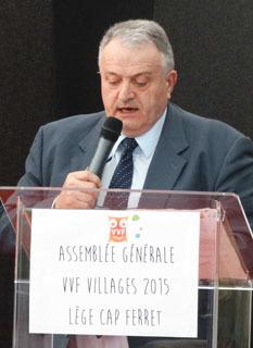 VVF Villages : Paul Reynal confirmé au poste de Président