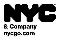 New-York : NYC & Company en tournée européenne jusqu'au 17 avril 2015