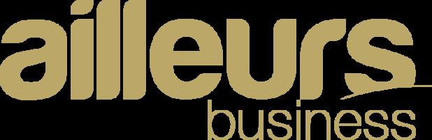 Le nouveau logo d'Ailleurs Business - DR : Ailleurs Business