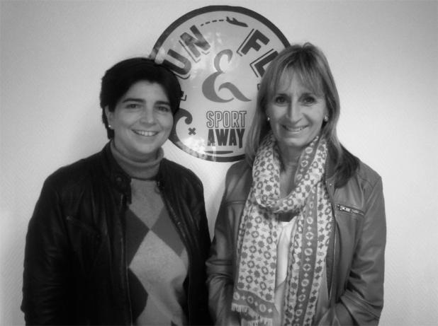 Laetitia Garrigues et Yola Bichler - DR