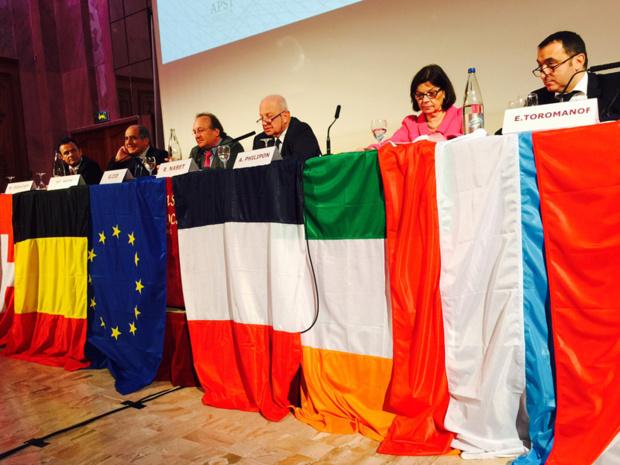 L'Assemblée Générale ordinaire de l'APST se tenait mardi 14 avril 2015 à Paris -Photo JdL