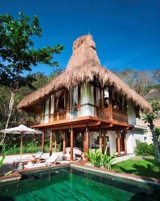 L'hôtel emploie en grande majorité des gens issus des villages alentours - DR : Hôtel Nihiwatu
