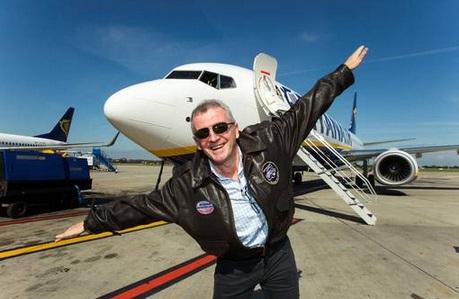 Ryanair lance son compte Instagram