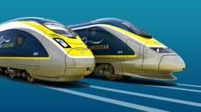 Eurostar a transporté 2,3 millions de passagers au premier trimestre 2015 - DR : Eurostar