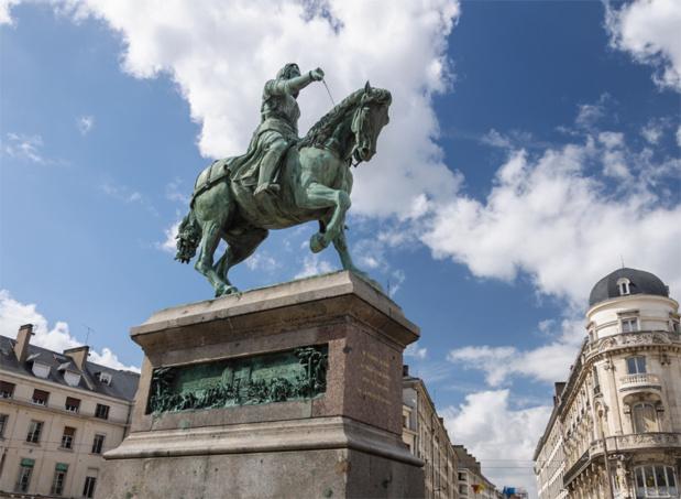 Les gars, prudence, la perfide Albion est quand même très rusée. Elle nous a brulé Jeanne d'Arc, cette pauvre gamine qui n'aura jamais connu le bonheur… © matteocozzi - Fotolia.com