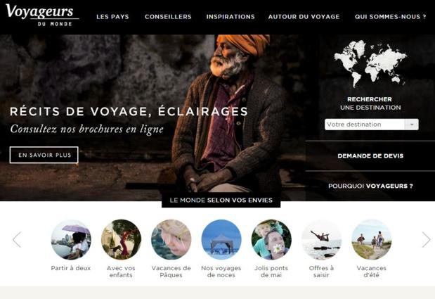 Le groupe Voyageurs du Monde souhaite séduire les expatriés français. DR-Voyageurs