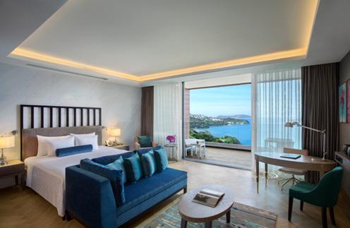 Turquie : JW Marriott Bodrum Hotel inauguré en mai 2015