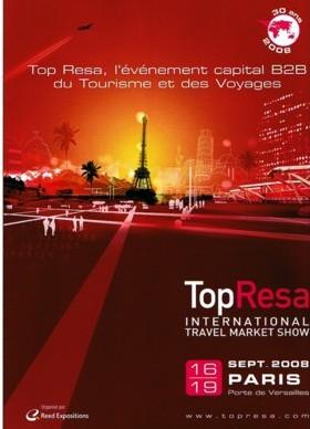 Top Resa Porte de Versailles : Paris 15% moins cher que Deauville !